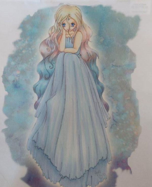Tas, Meisje, Pastel Princess