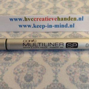 Copic Multiliner, Pen