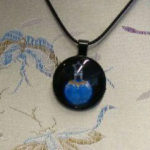 Necklace Mana Potion