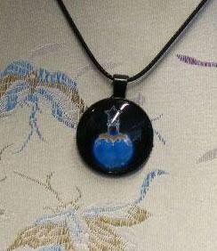 Necklace Mana Potion