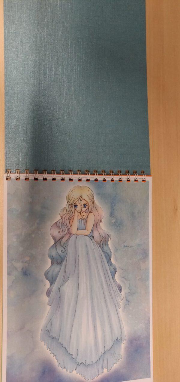 Notitieboekje Pastel Princess