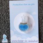 Acrylic Pin Mana Potion